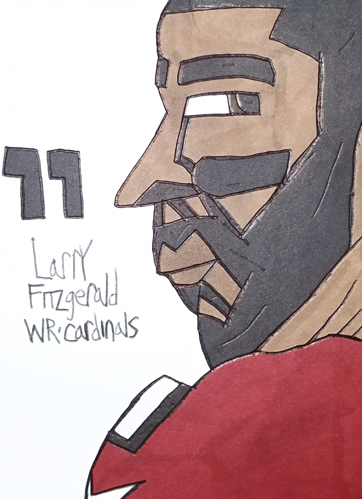 Larry Fitzgerald par armattock